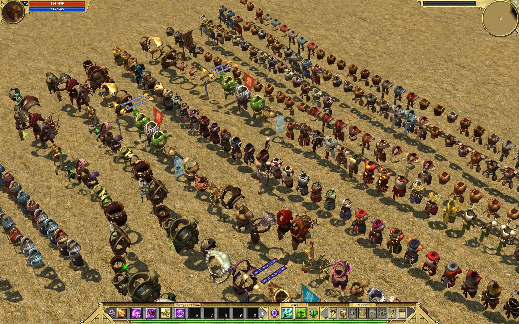 Titan Quest Карты Itemus