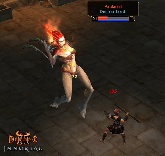 Diablo 2 Immortal  1.22