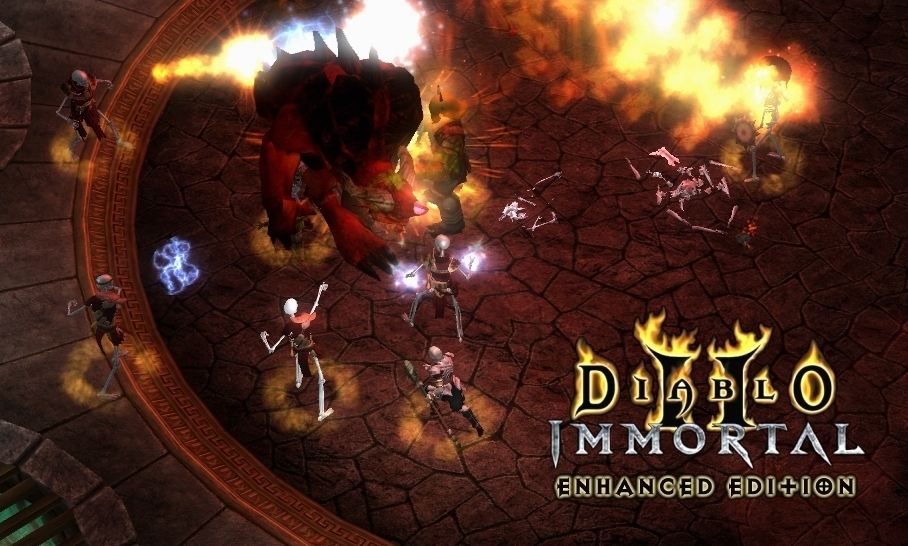 Diablo 2 Immortal ~ Enhanced Edition 2.3