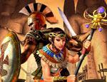 Первое видео мобильного Titan Quest