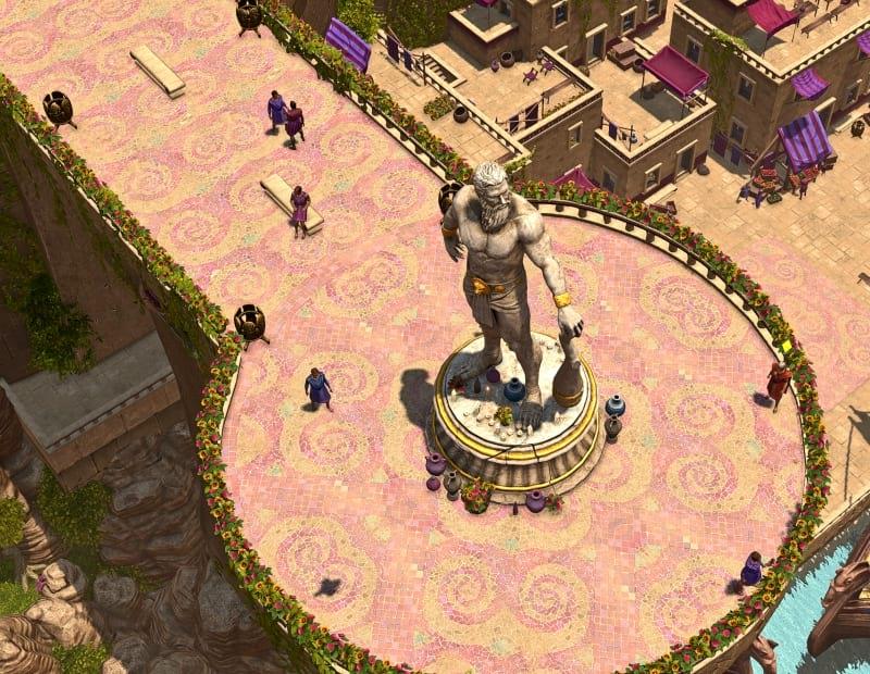Titan Quest: Atlantis - сайт игры, новости, моды, билды, форум